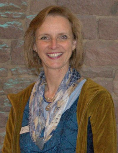 1. Vorsitzende: Ursula Gieringer