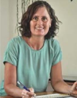 Maria Johmann-Heidinger, Heilpraktikerin, Ernährungsberaterin, Krankenschwester